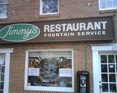 jimmy's restaurant baltimore -
