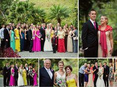 Valle Escondido Wedding Photography Boquete Panama Destination Photographer Family Formal Photos