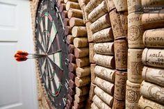 Cork Dart Board                                                       …