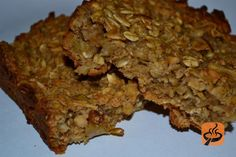 Soft Oatmeal Bars recipe