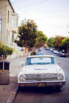 San Francisco Ford #California #depthoffield BOKEH http://www.pinterest.com/search/?q=Bokeh