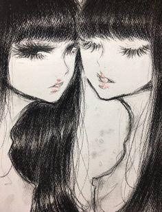 Grunge Art, Pretty Drawings, Goth Art, Funky Art, Art Hoe, Cybergoth, Psychedelic Art, Pretty Art, Looks Cool