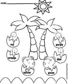 Art Science Endangered Animals Coloring Page (1
