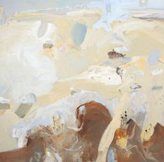 © Luke Sciberras ~ Up the Warburton Tongue, Lake Eyre ~ 2011 oil on board at Olsen Irwin Gallery Sydney Australia Australian Artists, Sydney Australia, Olsen, Abstract, Gallery, Landscapes, Paintings, Gym, Board
