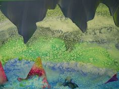 *Fun Art 4 Kids: Aurora Borealis