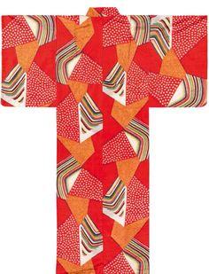 """kimono featured in the new book called """"Meisen Kimono: The Karun Thakar Collection"""""""