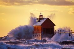 Snug Harbor, Grand Haven, Michigan