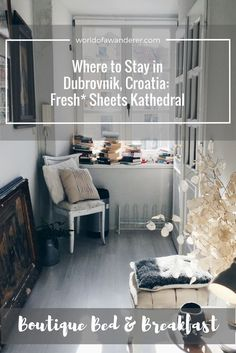 9 REASONS YOU'LL LOVE FRESH SHEETS KATHEDRAL IN DUBROVNIK