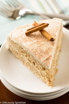 Now is the time to pack in all your cinnamon sugar desserts. Get the recipe from Deliciously Sprinkled.   - Delish.com