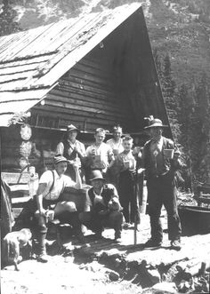 Salaš pod Klinom pred druhou svetovou vojnou - fotoarchív:Vilo Bořik - 40-te roky