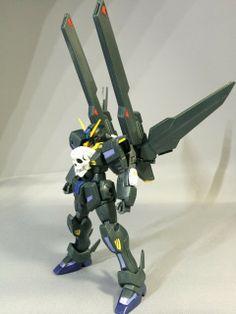 GUNDAM GUY: HGBF 1/144 Crossbone Gundam Kai - Customized Build