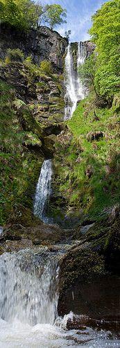 ˚Pistyll Rhaeadr - Wales