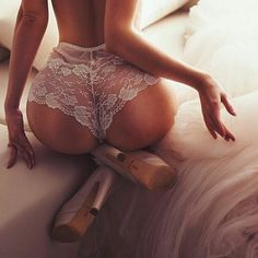 sexy, lingerie, and lace image