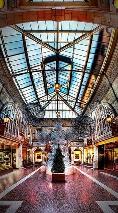 Grosvenor Shopping Centre - Handbridge, Chester, England