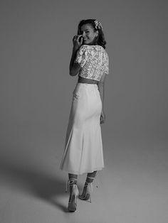 017 | Little White Dress | Rime Arodaky
