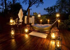 (Sanctuary Retreats Baine's Camp – Botswana – Africa)