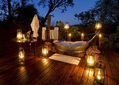 (Sanctuary Retreats Baine's Camp – Botswana – Africa)