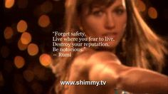 """Shimmy"" complete belly dance instructional series now available on Amazon."