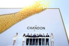 Image result for chandon billboard balloons