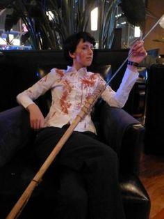 Sherlock cosplay I wonder what would happen at the school dance. I'm a bit of a teachers pet.