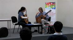 Clase Magistral con David Russell