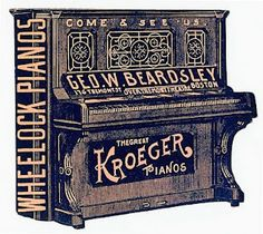 Kroeger Pianos