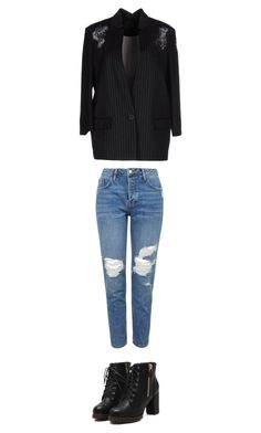 """""""night out"""" by shanitadinda on Polyvore featuring Topshop and Pinko"""
