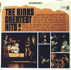 kinks album covers | The Kinks: Greatest Hits! Album Cover Parodies