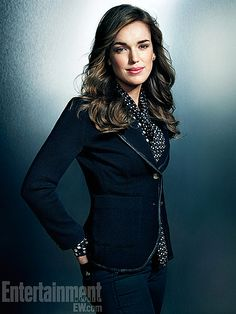 Agents of Shield Jemma Simmons