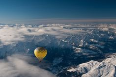 Crossing the Alps by Olli H., via 500px