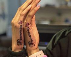 Maybe without the heart! Bff Tattoos, Dope Tattoos, Girly Tattoos, Bestie Tattoo, Dream Tattoos, Badass Tattoos, Friend Tattoos, Pretty Tattoos, Body Art Tattoos