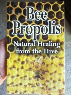 Blog of the Soap Pixie: LET PROPOLIS CURE YOU: TINCTURE