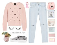 """""""I'm caught between the lines of hello and goodbye"""" by jb1dcody ❤ liked on Polyvore featuring Markus Lupfer, Zara, Forever 21, Bling Jewelry, White House Black Market, Polaroid, Aerie, Golden Goose and Davines"""