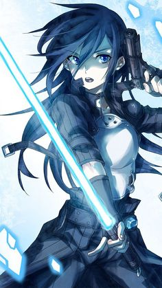 Kirito sword art online 2