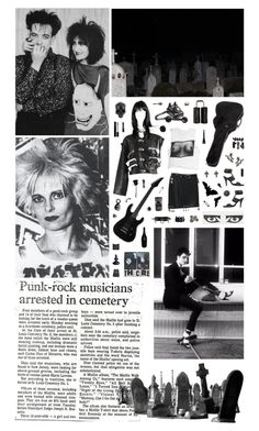 """""""You can arrest my body, but the punk goth soul is forever free: the dead bodies from the cemetery are listening to our music near the modern chaos"""" by nothingisnormal ❤ liked on Polyvore featuring Vivienne Westwood, Versace, Yves Saint Laurent, Manic Panic NYC, Nicole Miller, Bettie Page, Konstantino, AS29, Wet n Wild and Kat Von D"""
