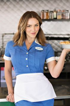 Listen to Katharine McPhee's 'She Used to Be Mine' Before Her Broadway Bow in Waitress Cycle Chic, Hot Brunette, Confident Woman, Sexy Hot Girls, Celebrity Pictures, Beautiful Actresses, Pretty Outfits, Blouse, Beautiful Women