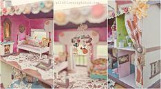Катерина - кукольные домики