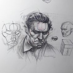 Reilly Method Head Abstraction #howtodraw #rhythm #illustration #drawing #dessin #artsy #portaits #sketch #eskiz #dibujo #art #artoftheday #portraitdrawing #pencil #イラスト #sanat #sketchbook #絵 #рисунок #desenho #instalike #instalikes #çizim #pencildrawing #zeichnung #portrait #igart #gesture