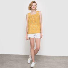 LAURA CLEMENT Blouse imprimée/ Bedrukte blouse