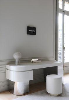 cb7ec00046d6 Interior Design Addict  Joseph Dirand Architecture - Avenue Montaigne Paris  Apartment