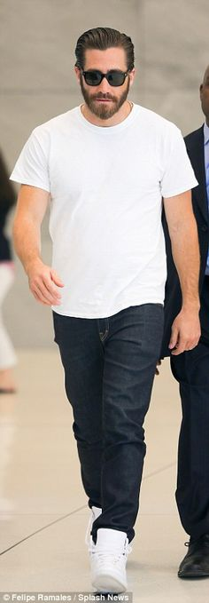 Jake Gyllenhaal misses Heath Ledger #dailymail