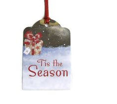 Tis The Season / Dog and Cat Gift Tags... by ThisandThatCrafter
