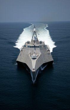 Littoral U.S. Combat Ship.