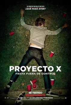 Proyecto X Una Fiesta Fuera De Control Pelicula Completa En Espanol Proyecto X Fiesta Fuera De Con Free Movies Online Full Movies Online Free Streaming Movies