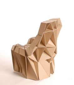 Lazerian: Bravais Armchair And Radiolarian Sofa