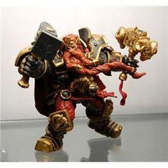 World of Warcraft Dwarf King Magny Action Figure