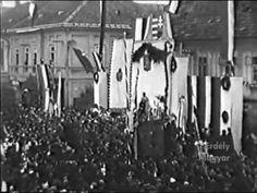 VIDEO Album Nove Zamky Bevonulás 8.11.1938