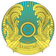 kazakhstan: coat-of-arms