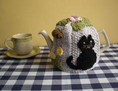Cat & Mouse Tea Cosy