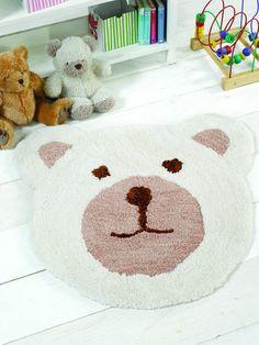 Nursery Rugs, Bedroom Rugs, Babies Nursery, Kids Bedroom, Bedroom Ideas, Teddy  Bear Nursery, Bear Rug, Cute Teddy Bears, Nursery Ideas